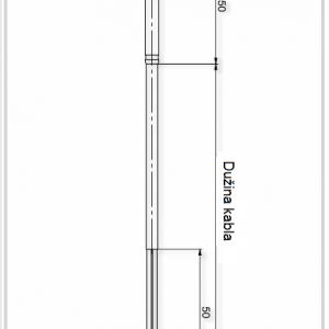 Nalijegajući osjetnik temperature-ANDANTF3MS-2