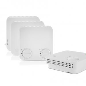 Prostorni osjetnik temperature s elementima za posluživanje (nadžbukni)-ANDRTF3XXX-1