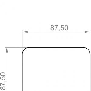 Prostorni osjetnik za ugljični dioksid i mjerenje temperature- ANDRACO2-2