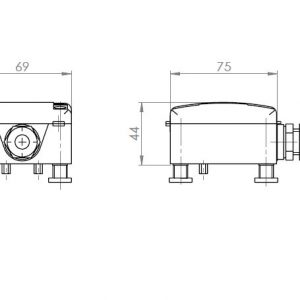 Senzor puščanja ANDLGM-2