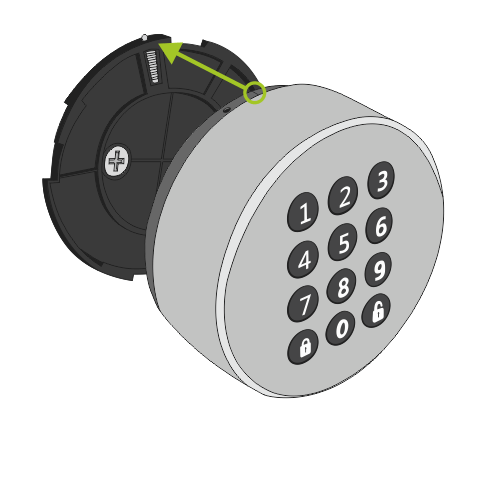 Danapad-PIN-tipkovnica-instalacija-