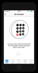 Danapad mobilna aplikacija 5