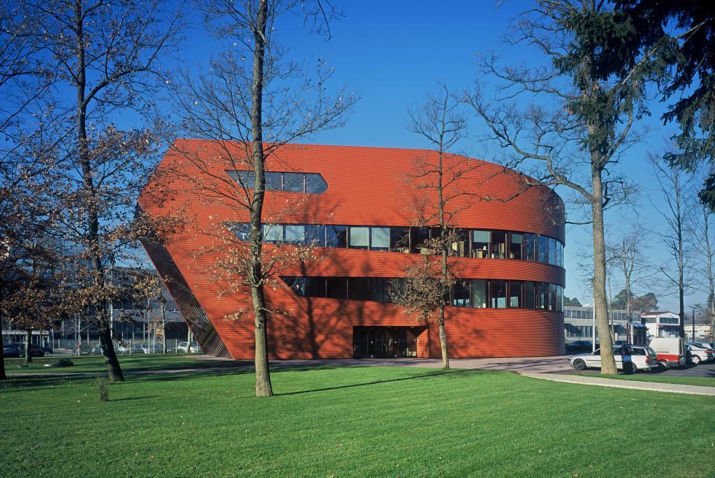 Poslovna zgradba Menerga