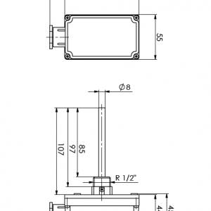 Sigurnosni ograničavač temperature-ANDTSTB1