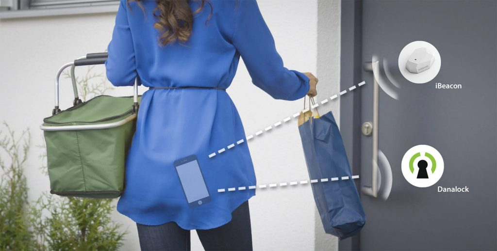 Pametna kuca- Pametni dom - odkljucavanje pametni telefon
