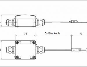 Modbus javljač rošenja - ANDTPWEXT-MD 3