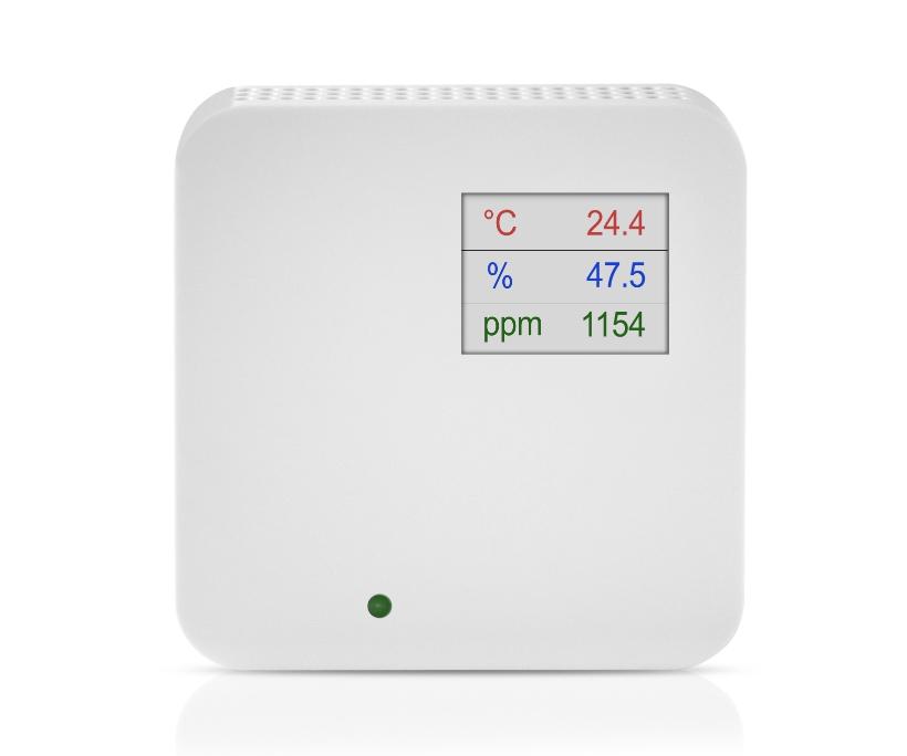 Sobni senzor kvalitete zraka ANDRALQ LCD display