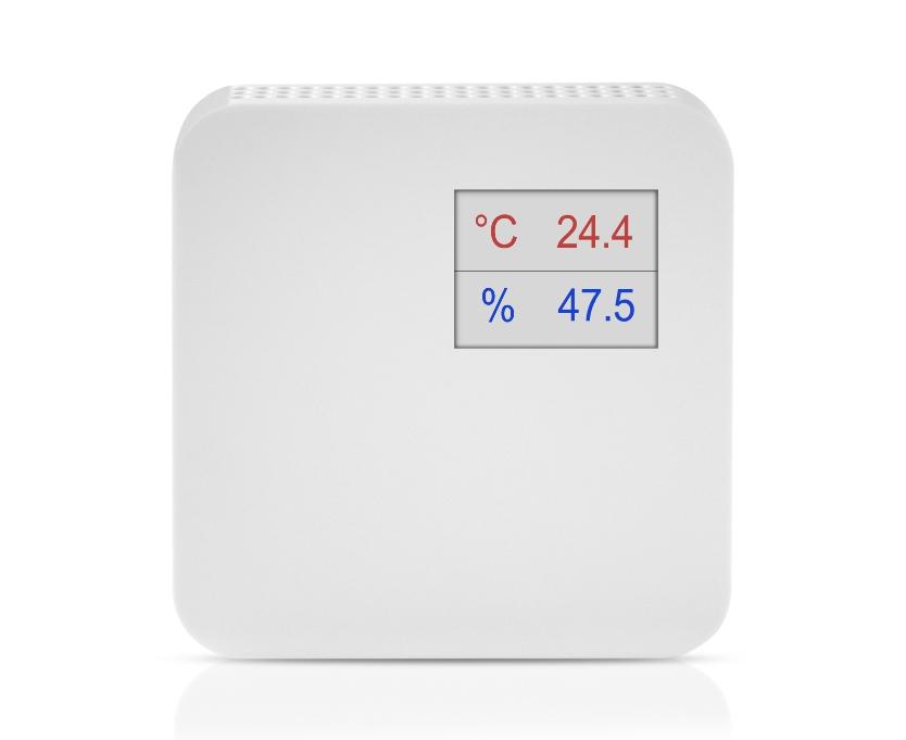 Sobni senzor temperature i relativne vlažnosti ANDRFFTR-XS LCD display 2